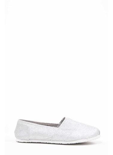 Gob London Sneakers Gümüş